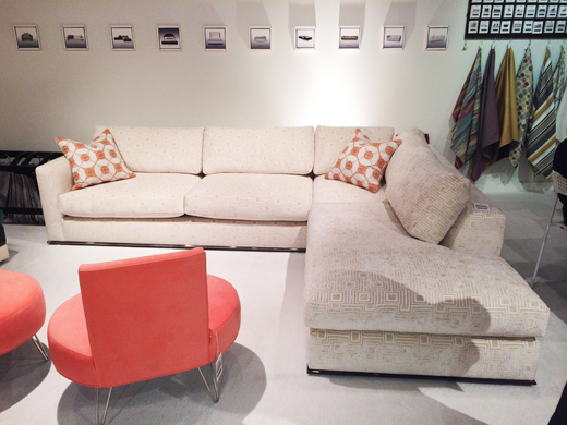 NEW Nathan Anthony sectional sofa coming to Interior Designer Gallery very soon!